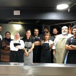 Egyptian Chefs Take to the Kitchen in Solidarity with Our Medical Health Care Workers ‎