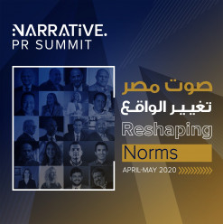 ‎'Reshaping Norms': Narrative Summit's Digital Venture to Discuss the Impact of COVID-19‎