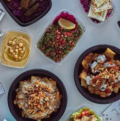 Lebanese Restaurants in Cairo that Offer Frozen Goodness ‎