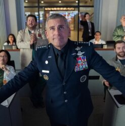 Space Force: Real-Life Comedy
