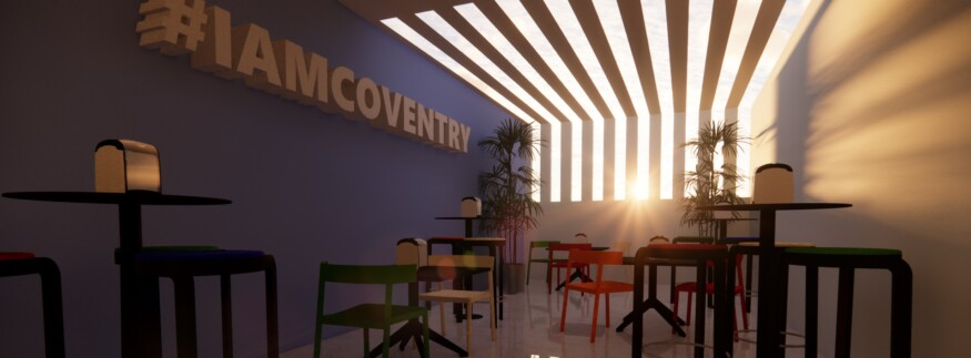 The Knowledge Hub Universities Launched the First Virtual Exhibition by Coventry University Design & Media Students