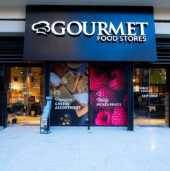 Gourmet Food Store's Precautionary Measures Ensures a Safe Shopping Experience ‎