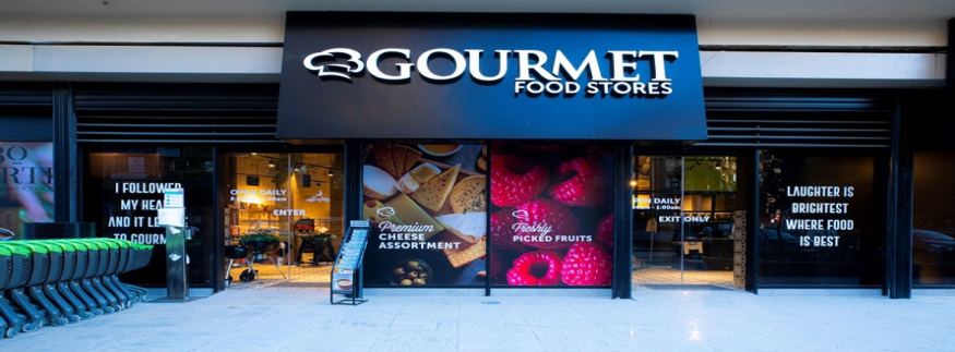 Gourmet Food Store's Precautionary Measures Ensures a Safe Shopping Experience 