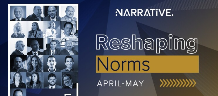 Narrative Summit Serves Another Season of the 'Reshaping Norms' Series