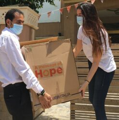'A Message of Hope': Misr Italia Properties Takes Social Responsibility to a New Level