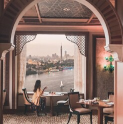 Eid Brunch at Four Seasons Hotel Cairo at Nile Plaza's Zitouni