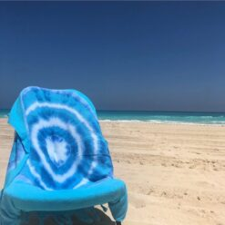 Four Brands that Offer You Fluffy Beach Towels
