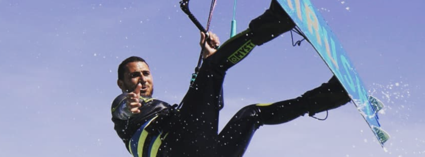 Fins: Kai Sokhna's World-Class Kitesurfing Centre Gives us Another Reason to Love Ain Sokhna