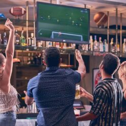 Your Epic Game Night Dreams Come True at Le Meridien Cairo Airport Live Sports Bar