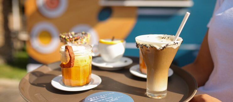 International Coffee Day Celebration Done Right at Le Meridien Cairo Airport