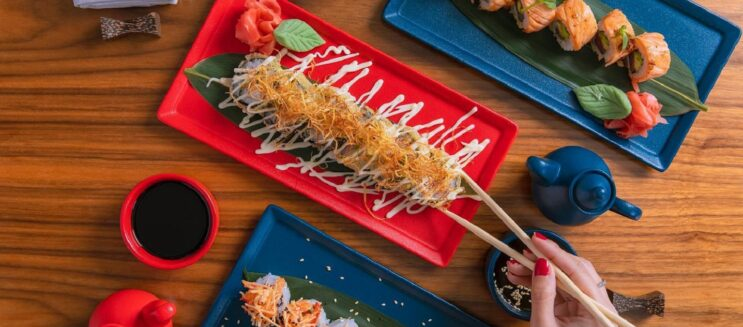 Nairu: Your Destination for a Refined Pan-Asian Culinary Experience at the First Nile Boat