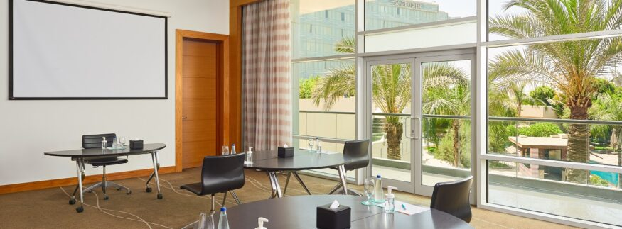 Build a Brighter Future at Le Meridien Cairo Airport Hotel's Meeting Spaces