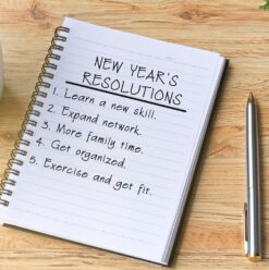 The Origins of New Year's Resolutions