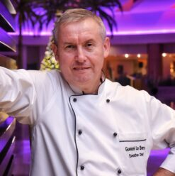 New Year, New Chef Le Berre Shares His Story at Hilton Heliopolis Hotel