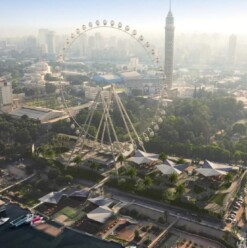 Cairo's Eye is set to Open Next Year