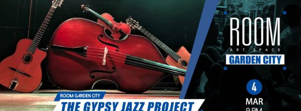 The Gypsy Jazz Project at ROOM Art Space