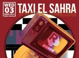 Taxi El Sahra at Cairo Jazz Club