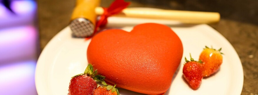 Avec Amour: Valentine's Day at Le Meridien Cairo Airport Hotel
