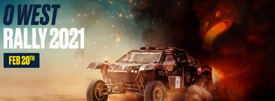Feel the Adrenaline Rush at O West Rally 2021