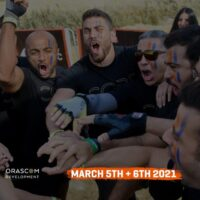 Step Outside Your Comfort Zone with O West's Tough Mudder Challenge