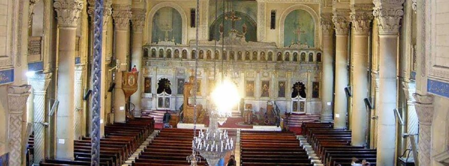 Alexandrian Churches Reopen after 55 Days of Closure