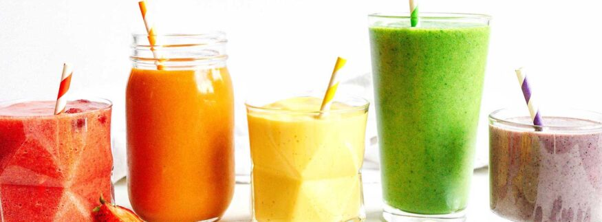 8 Healthy Smoothies to Start Your Day