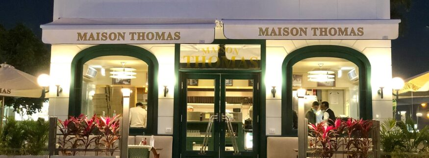 Maison Thomas: Renowned Pizzeria Opens Up in Sheikh Zayed