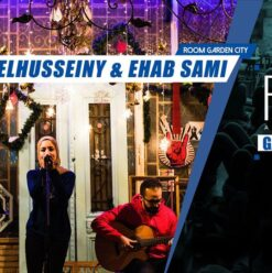 Miral El-Husseiny & Ehab Sami at ROOM Art Space Garden City