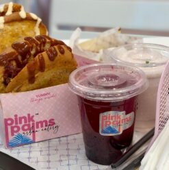 Pink Palms Eatery: On-The-Go Gourmet Fast-food in 6th of October