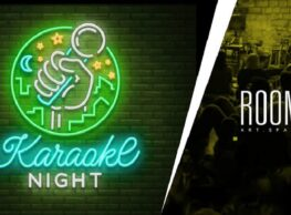 Karaoke Night at Room Art Space New Cairo