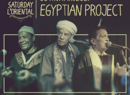 Egyptian Project at Cairo Jazz Club