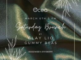 Clay Lio and Gummy Beas at Ocea