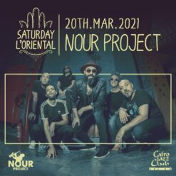 Nour Project at Cairo Jazz Club
