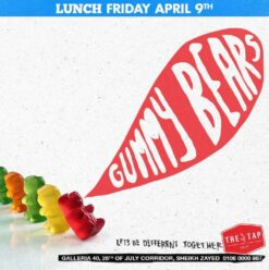 Gummy Bears at The Tap West