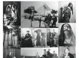 Egyptian Features Exhibition at Liwan Gallery