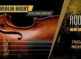 Violin Night with Amr Darwish at ROOM Art Space New Cairo