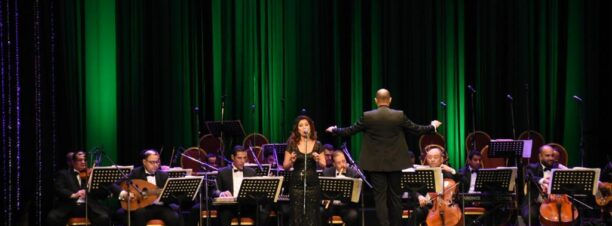 Abdel Halim Nowera Ensemble at Cairo Opera House