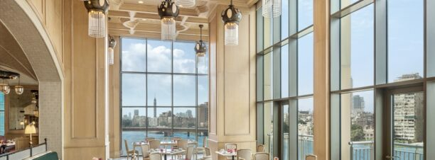 Iftar and Sohour at The St. Regis Cairo Hotel's La Zisa