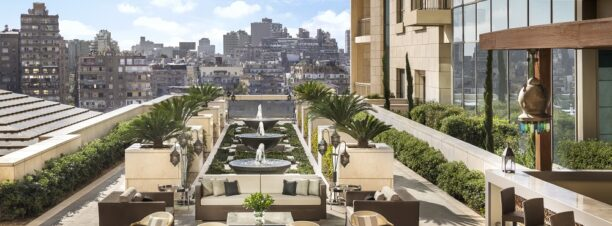 Iftar and Sohour at The St. Regis Cairo Hotel's Sirocco