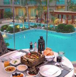 Iftar and Sohour at Four Seasons Hotel Cairo at Nile Plaza's Upper Deck