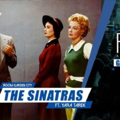The Sinatras Ft. Yara Tarek at ROOM Art Space Garden City