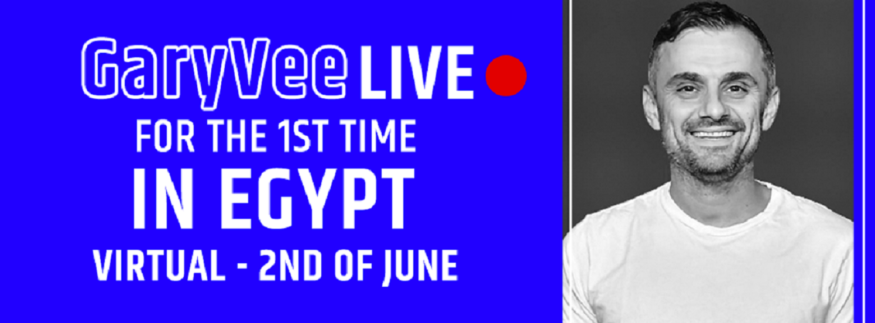 For the First Time in Egypt: GaryVee to Attend Creative Industry Summit