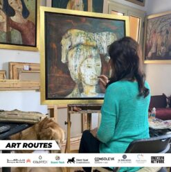 """""""Connection"""" Exhibition at Downtown Cairo"""