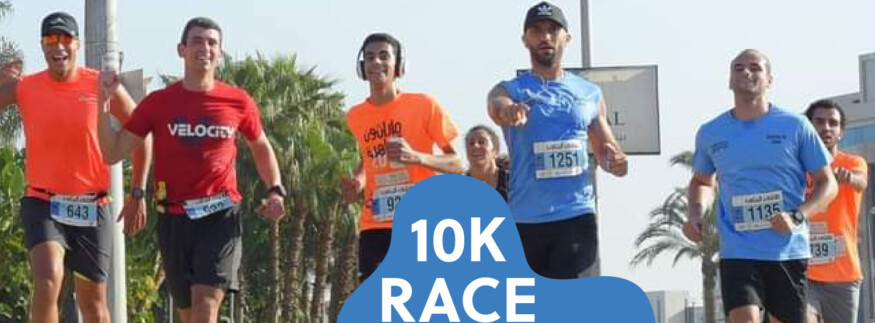 Chase Your Glory at Il Bosco's 10K Race by Misr Italia Properties