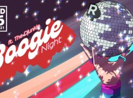 Boogie Night ft. The DJUNKIE at Cairo Jazz Club