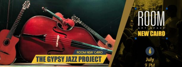 The Gypsy Jazz Project at ROOM New Cairo