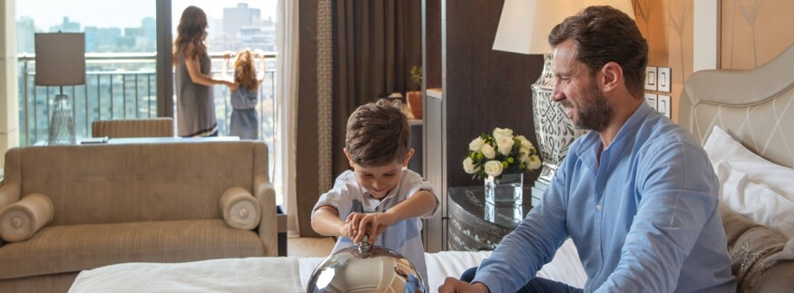 An Exquisite Eid Al Adha Vacation at The St. Regis Cairo
