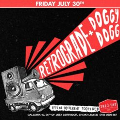 Retrograde + Doggy Dogg at The Tap West