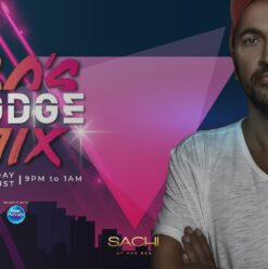 80's Mix ft. Rodge by Nestlé at Sachi By The Sea