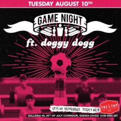 Game Night at The Tap West